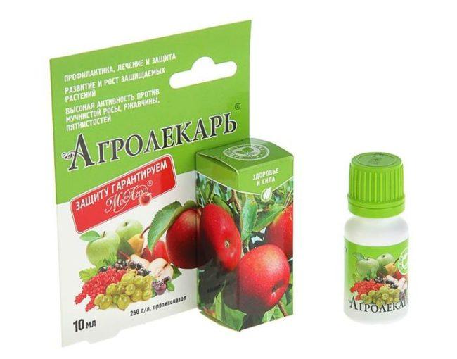 Препарат агролекарь от болезней растений