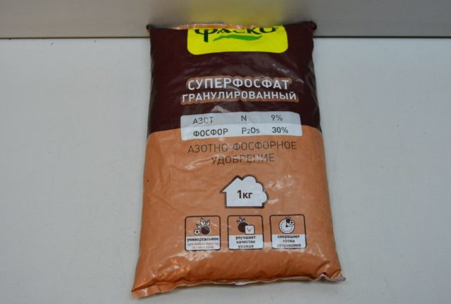 Пакет суперфосфата двойного