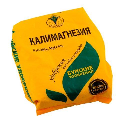 Кали магнезия, пакет для осеннего удобрения клубники