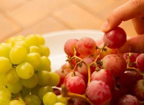 Кисти столового виноград, предназначенные для длительного хранения в домашних условиях