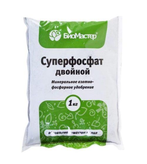 Пакет гранулированного двойного суперфосфата для помидоры