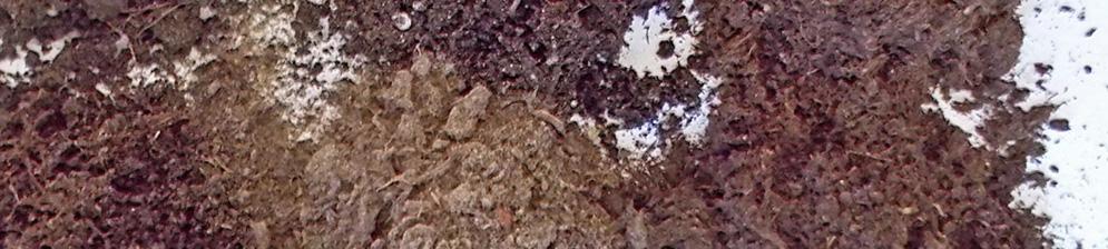 Смешивание различных типов грунта